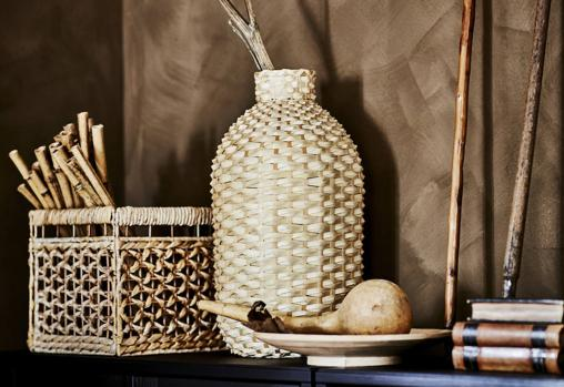 Bamboo decorative object