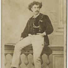 Portrait of Mariano Fortuny y Madrazo