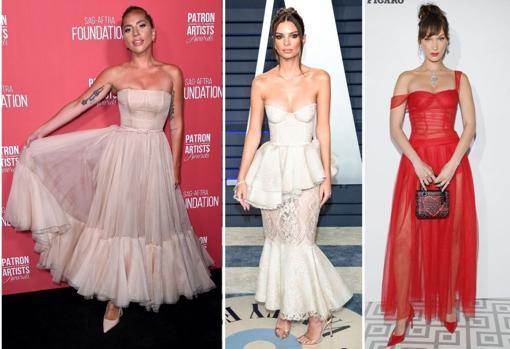 Esta tendencia ha sido muy recurrente en el mundo de la moda