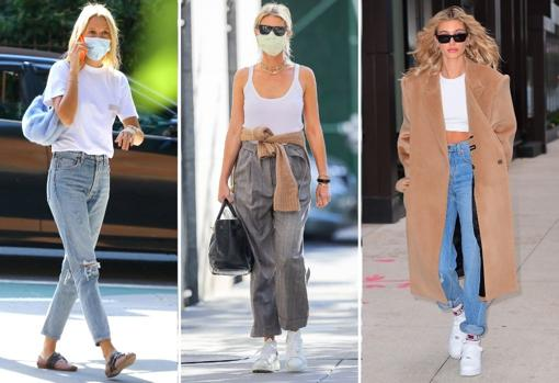 Olympia from Greece, Gwyneth Paltrow and Hailey Bieber, other fans of this type of garment