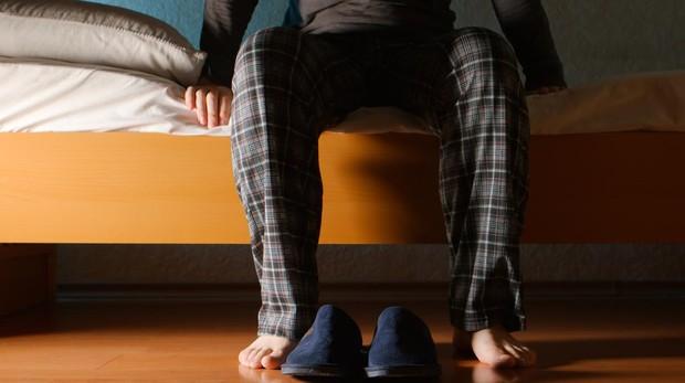 la infección de próstata causa incapacidad para caminar