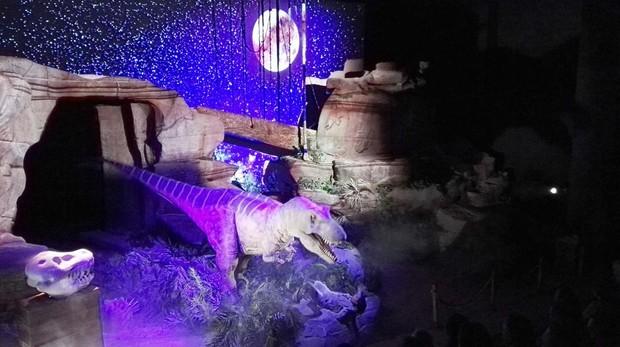 El nuevo show del Tyrannosaurus Rex sorprenderá con novedades