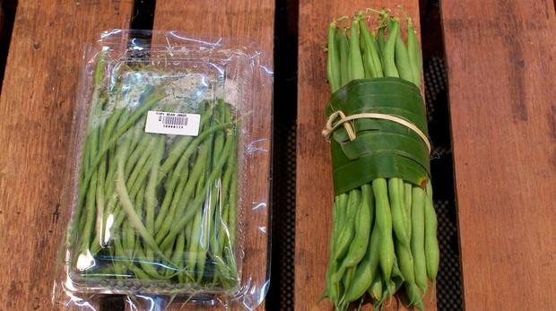 Si en los supermercados empiezan a mostrar una cierta sensibilidad para eliminar plásticos, por qué no hacerlo en casa