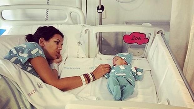 Image result for Hospital de Sant Pau cuna lateral bebe