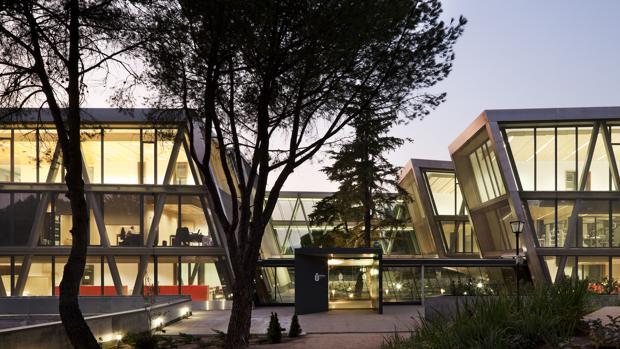 Campus de Udima en Collado Villalba (Madrid)