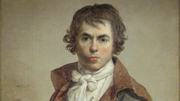 La Cruel Humillacion Del Pintor Jacques Louis David Al Vencedor De