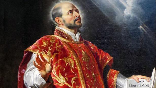 San Ignacio de Loyola (1620-1622) por Pedro Pablo Rubens,