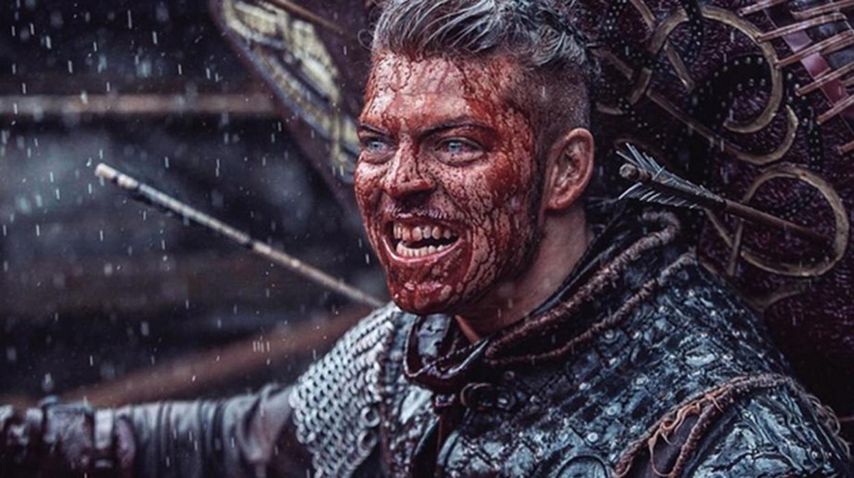La Furia Del Gran Ejército Vikingo Que Conquistó Y Colonizó Inglaterra En El Siglo Ix