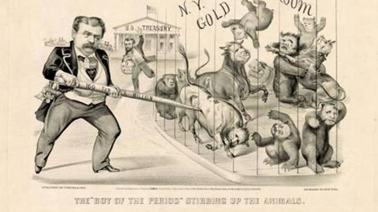 La Historia Del Black Friday Entre El Comercio De Esclavos Y La Crisis Economica De 1869