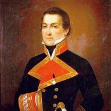 Retrato de Alejandro Malaspina