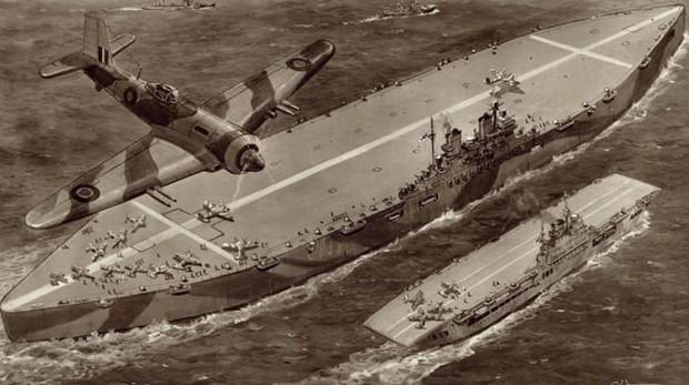 Segunda Guerra Mundial: Los secretos del portaaviones de hielo: el coloso capaz de doblegar a los submarinos nazis