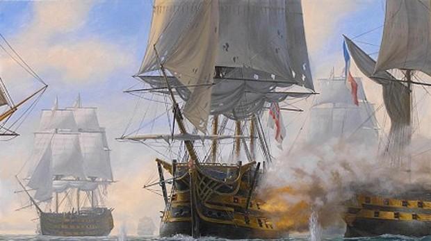 La hedionda realidad sobre la higiene en los barcos de guerra españoles del siglo XIX