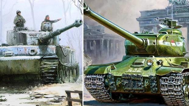 Segunda Guerra Mundial Los Secretos De Los Genios De Los Tanques Nazis Para Aplastar A Los Monstruos Acorazados De Stalin