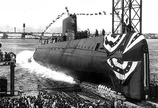 USS Nautilus, el primer submarino nuclear
