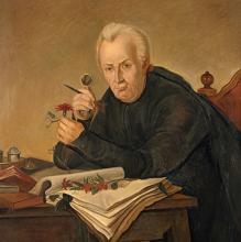 José Celestino Mutis, botánico y matemátic