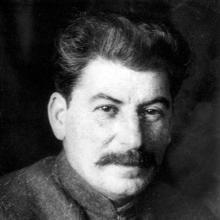 Stalin, en 1929