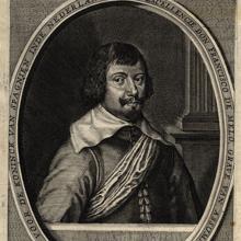 Retrato de Francisco de Melo.