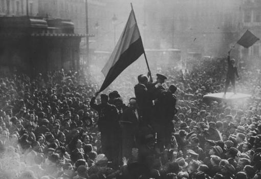 Proclamación de la Segunda República