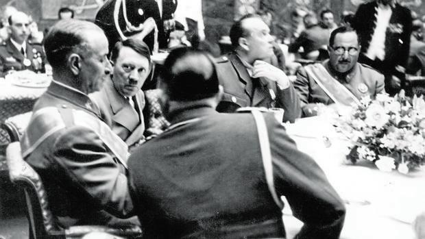 Cuando los británicos temieron una invasión nazi en España para arrebatarles el Peñón