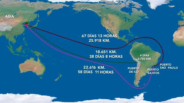 El tren bioceánico Perú-Bolivia-Brasil, un reto en la era post-Odebrecht