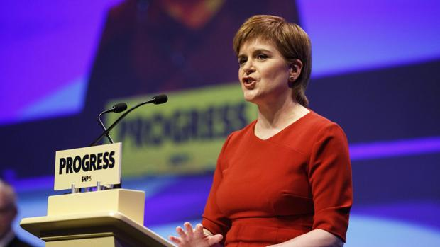 Nicola Sturgeon, ministra principal de Escocia ya había anunciado que convocaría el referéndum hasta marzo de 2019