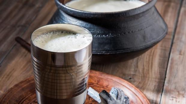 El veneno fue mezclado en un recipiente de yogur típico de Pakistán