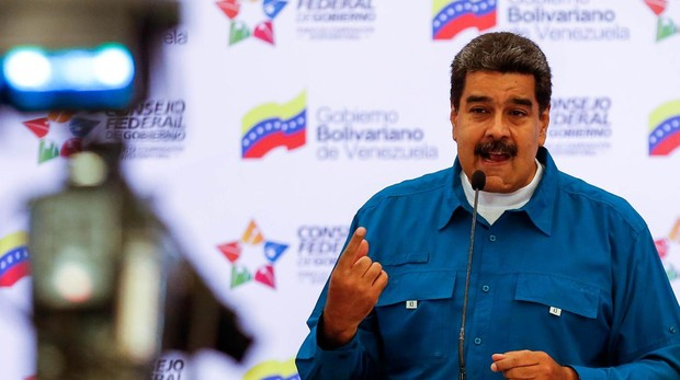 Nicolás Maduro participa en el Consejo federal de Gobierno
