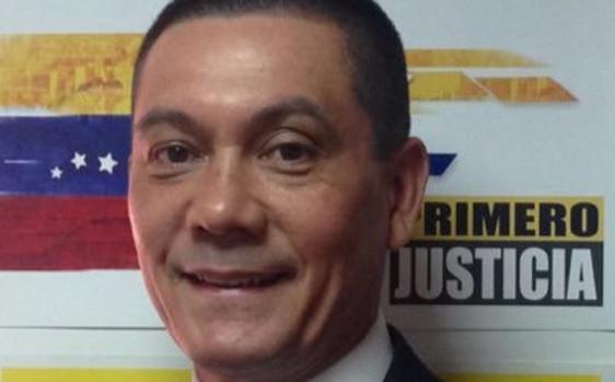 El concejal de Caracas Fernando Albán