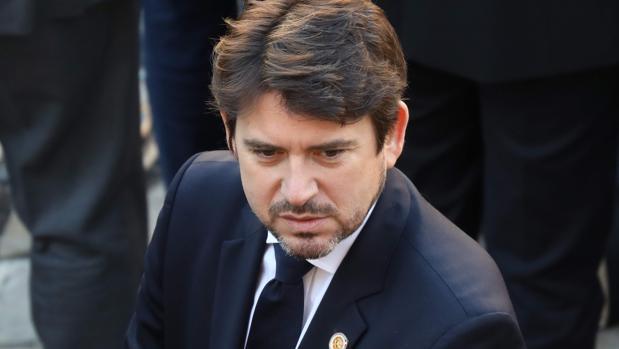 Sylvain Fort, director de comunicación de Emmanuel Macron