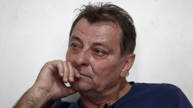 Cesare Battisti, en una imagen de octubre de 2017