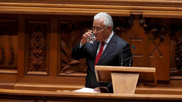 El primer ministro portugués António Costa