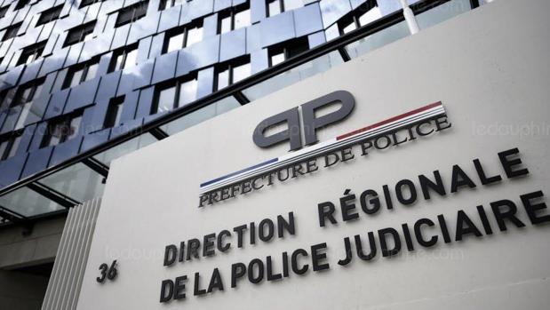 La dirección regional de la Policía francesa
