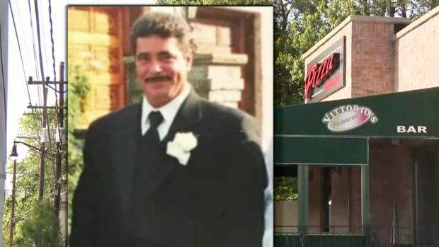 Vittorio Caruso de Glen Cove (Long Island), la duodécima víctima norteamericana