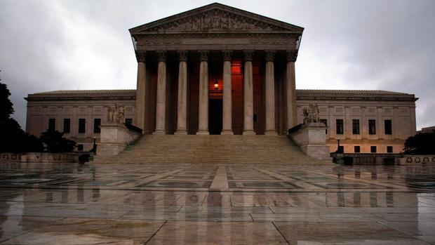Corte Suprema en Washington DC, EE.UU.