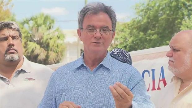 Ramón Saúl Sánchez, de 64 años