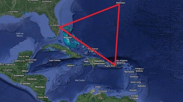 Tras el Área 51, «asaltemos el Triángulo de las Bermudas»