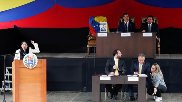 Venezuela recupera el pacto para solicitar ayuda militar exterior