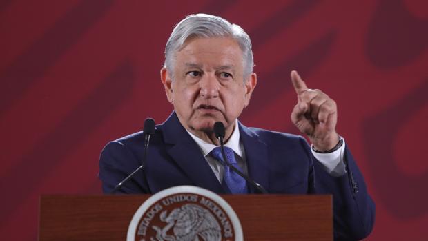 López Obrador pide al FMI que se disculpe por la violencia en México