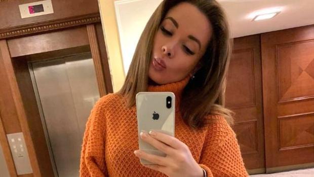 La «influencer» rusa Ekaterina Karaglanova