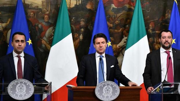 La moción de censura de Salvini a Conte enciende la crisis de gobierno y los mercados penalizan a Italia