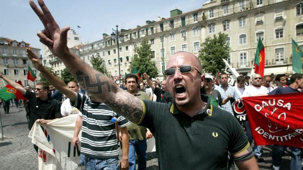 Cumbre hoy de partidos de extrema derecha en Lisboa