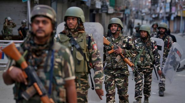El órdago indio en Cachemira resucita viejos fantasmas