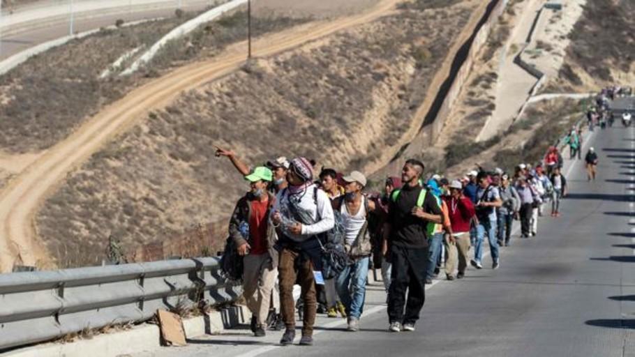México intercepta 19.005 emigrantes tras la firma del acuerdo con EE.UU.