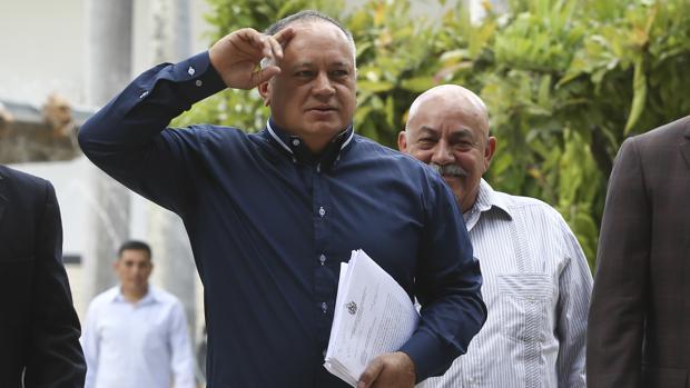 Cabello arroja sombras sobre su presunta reunión secreta con un emisario de EE.UU.