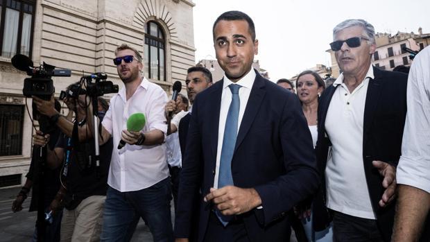 La primera reunión entre el PD y el M5E para formar gobierno en Italia concluye «sin obstáculos insalvables»