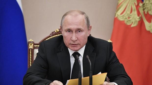 Putin ordena a los militares a preparar una «respuesta simétrica» ante las pruebas de misiles de EE.UU.