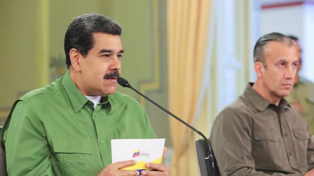 EE.UU. ofrece formalmente una amnistía a Maduro