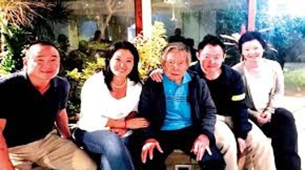 Keiko Fujimori intenta sin éxito gobernar Perú desde la cárcel