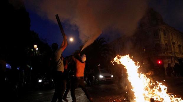 Chile decreta estado de emergencia en Santiago tras las fuertes protestas