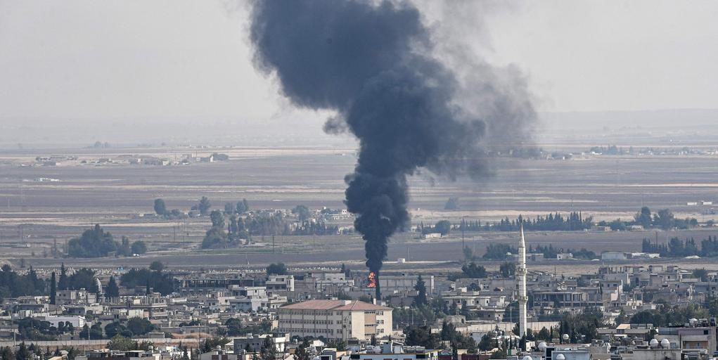 Sin noticias del alto el fuego al norte de Siria